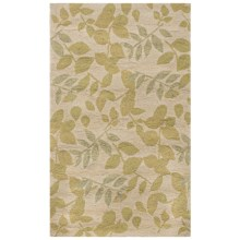 Kaleen Home & Porch Collection Indoor/Outdoor Accent Rug - 3x5' in Wymberly Linen - Closeouts