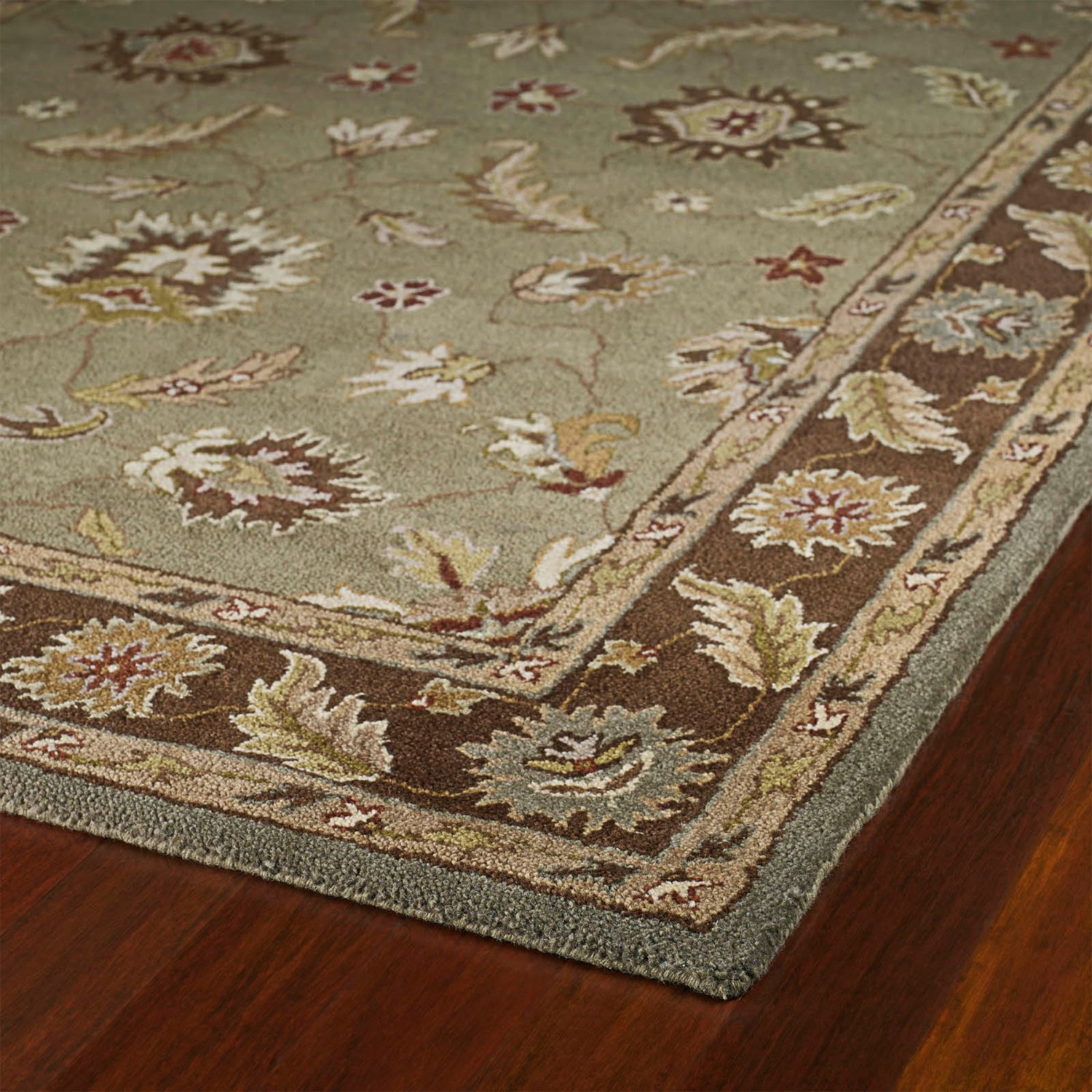 kaleen presidential picks wool area rug 8x10 6560g save 53