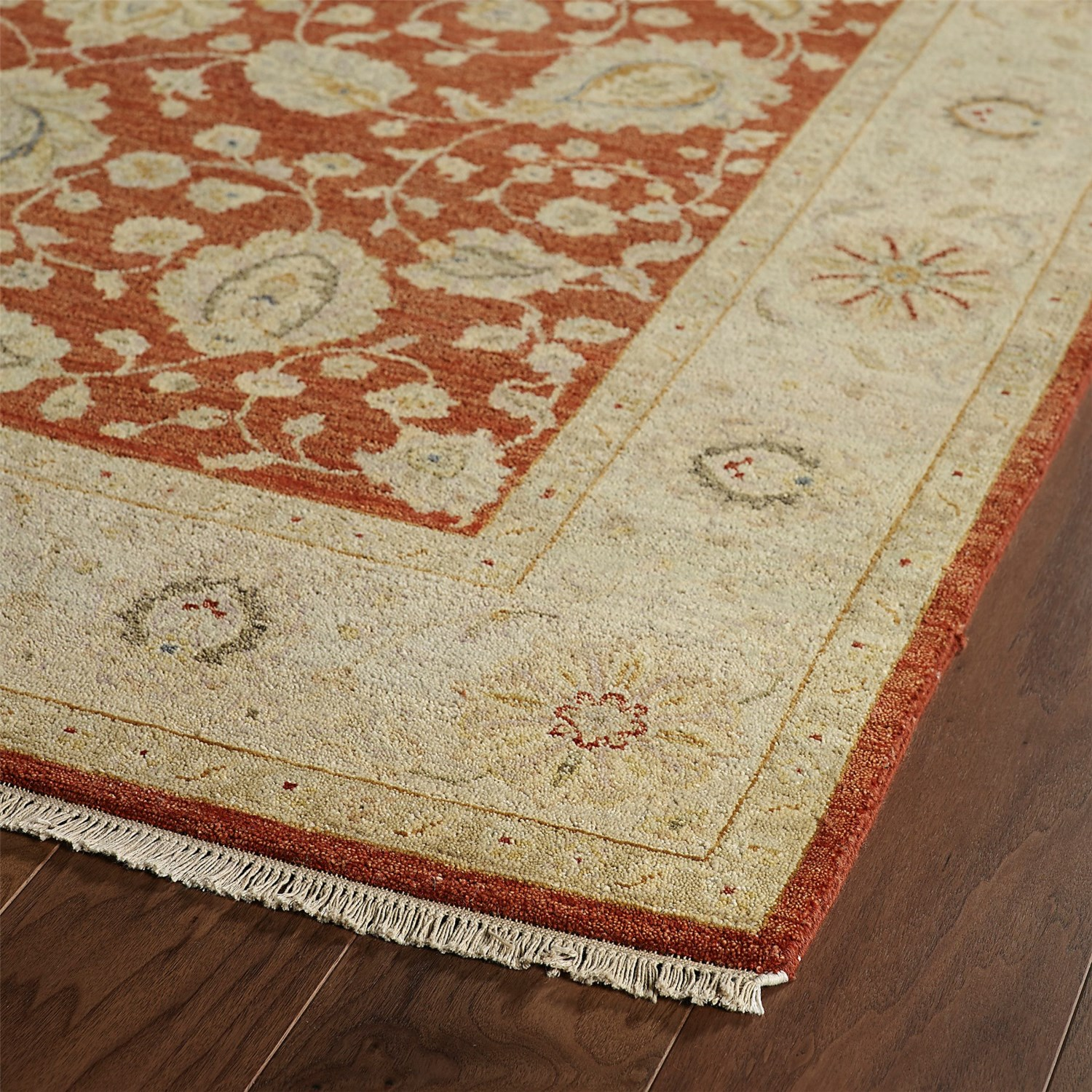 Kaleen Royal Signature Collection Area Rug 6x9 Hand