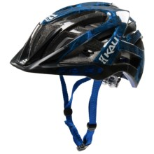 Kali Protectives Avana Enduro Bike Helmet (For Men and Women) in Blue - Closeouts