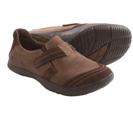 Kalso Earth Celebration Shoes - Leather (For Women) in Bark Buck Leather - Closeouts