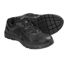 Kalso Earth Exer-Walk Shoes - Leather (For Women) in Black Leather - Closeouts