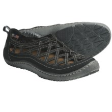 Kalso Earth Innovate Too Shoes - Leather (For Women) in Black Vintage Leather - Closeouts