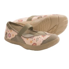 Kalso Earth Intrigue Too Shoes - Mary Janes (For Women) in Fern Microfiber - Closeouts