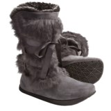Kalso Earth Pike Boots - Faux-Shearling Lining (For Women)