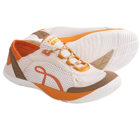 Kalso Earth Prosper Shoes (For Women) in Cream Tan