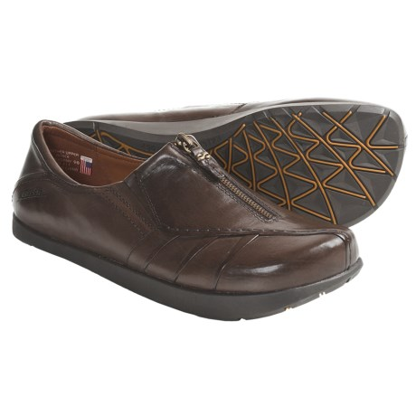 Kalso Earth Renee Shoes - Leather (For Women) in Mahogany