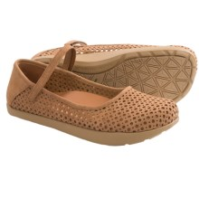 Kalso Earth Solar 3 Mary Jane Shoes - Leather (For Women) in Camel Vintage Leather - Closeouts