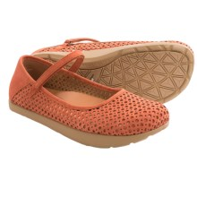 Kalso Earth Solar 3 Mary Jane Shoes - Leather (For Women) in Spice Vintage Leather - Closeouts