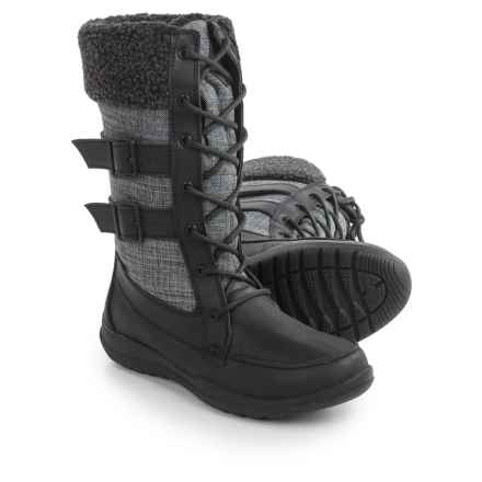Kamik Addams Winter Boots - Waterproof (For Women) in Black - Closeouts