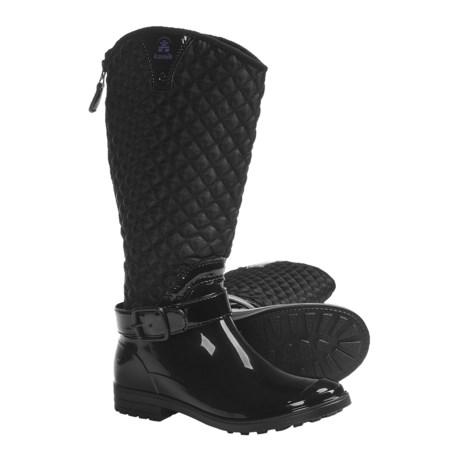 Kamik Alexandra Boots - Insulated, Fleece Lining (For Women) in Black