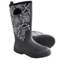 Kamik Amber Rain Boots (For Women) in Black - Closeouts