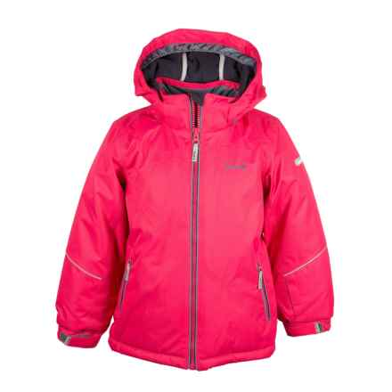 Kamik Aria Solid Jacket - Insulated (For Big Girls) in Cerise - Closeouts