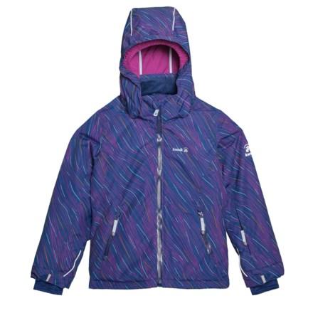 10cd7c35b Kamik Avalon Luna Ski Jacket - Waterproof, Insulated (For Little and Big  Girls)