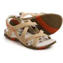 Kamik Bali Sport Sandals (For Women) in Beige - Closeouts