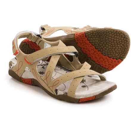 Kamik Bali Sport Sandals (For Women) in Beige - Closeouts