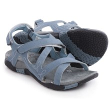 Kamik Bali Sport Sandals (For Women) in Light Blue - Closeouts