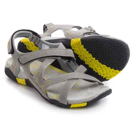 Kamik Bali Sport Sandals (For Women) in Light Grey - Closeouts