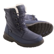 Kamik Baltimore Snow Boots - Waterproof, Insulated (For Women) in Navy - Closeouts