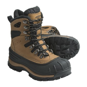 Kamik Blacktail Winter Pac Boots - Waterproof, Insulated (Men) in Coffee