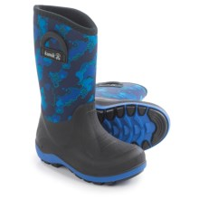 Kamik Bluster2 Rain Boots (For Toddlers) in Navy - Closeouts
