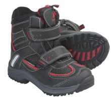 Kamik Boomerang Winter Boots - Waterproof, Insulated (For Boys and Girls) in Black - Closeouts
