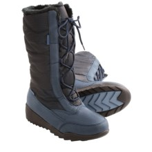 Kamik Bordeaux Snow Boots - Waterproof, Insulated (For Women) in Dark Blue - Closeouts