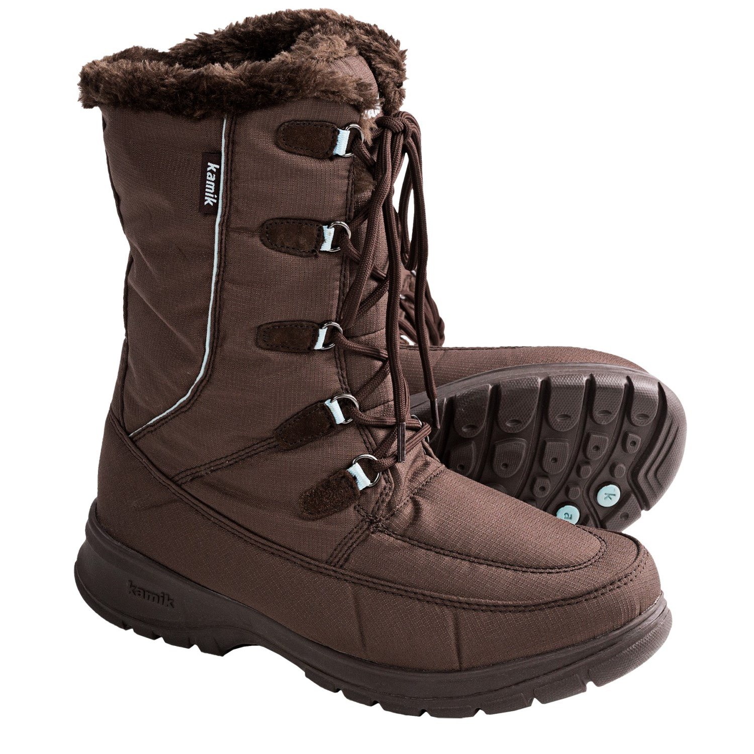 Kamik Brooklyn Winter Boots - Waterproof (For Women ...