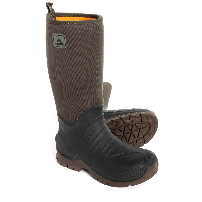 3610043faec Kamik Bushman Hunting Boots (For Men) - Save 45%