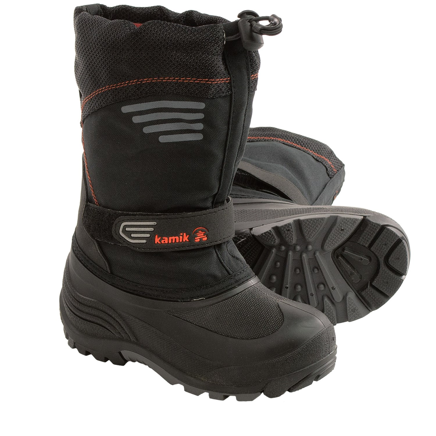 Kamik Coaster 3 Snow Boots - Waterproof (For Little and