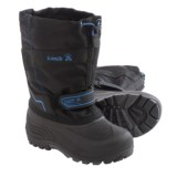 Kamik Coaster Pac Boots (For Little and Big Kids)