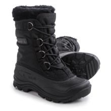 Kamik Comforter 2 Pac Boots (For Women) in Black - Closeouts