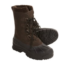 Kamik Conquest Winter Pac Boots (For Men) in Dark Brown - Closeouts