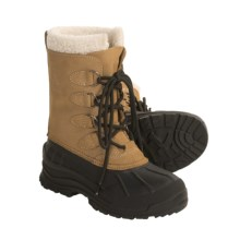 Kamik Conquest Winter Pac Boots - Waterproof (For Women) in Tan - Closeouts