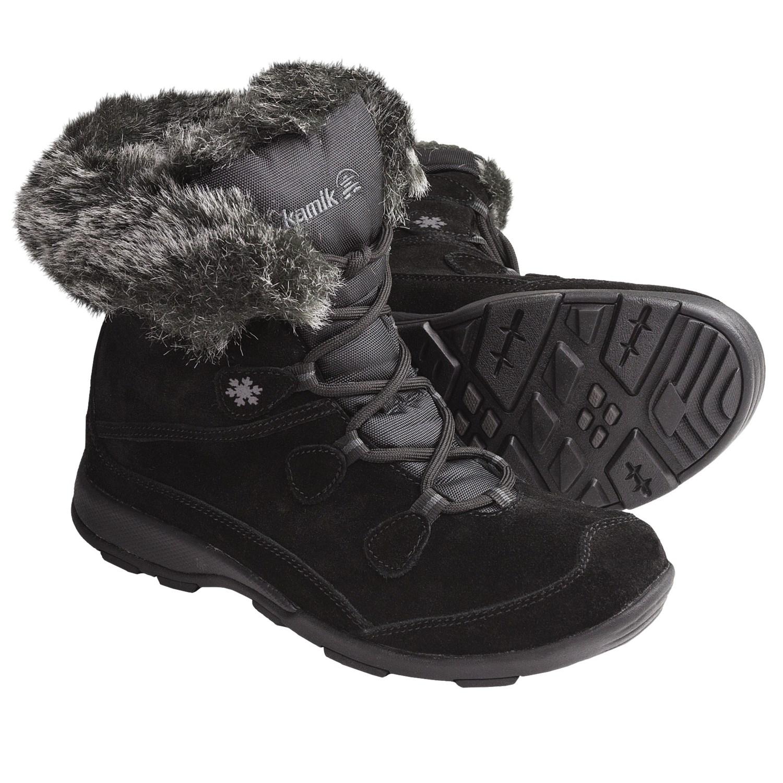 Kamik Copenhagen Snow Boots - Waterproof, Insulated (For