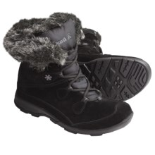 Kamik Copenhagen Snow Boots - Waterproof, Insulated (For Women) in Black - Closeouts