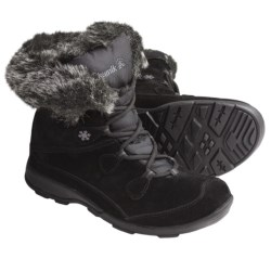 Kamik Copenhagen Snow Boots - Waterproof, Insulated (For Women) in Black
