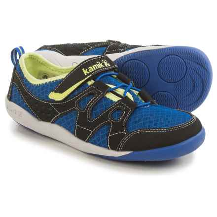 Kamik Cruiser Sneakers (For Little and Big Kids) in Dark Blue - Closeouts