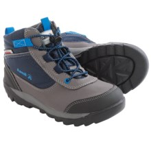 Kamik Daytrip Hiking Shoes (For Little Kids) in Navy - Closeouts