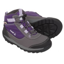 Kamik Daytrip Hiking Shoes - Waterproof, Insulated (For Toddlers) in Purple/Violet - Closeouts