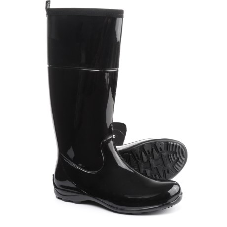 Kamik Ellie Tall Rain Boot - Waterproof (For Women) in Black