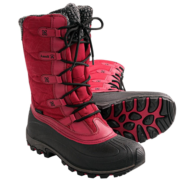 Beautiful Pink Winter Boots For Women  Pink  Pinterest