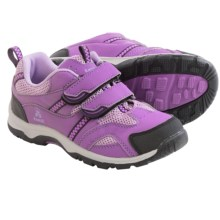 Kamik Frontier Hiking Shoes (For Little and Big Kids) in Purple/Violet - Closeouts