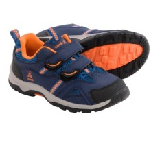 Kamik Frontier Trail Shoes (For Little Kids) in Navy - Closeouts