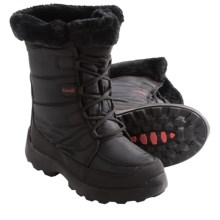 Kamik Gamma2 Snow Boots (For Women) in Black - Closeouts