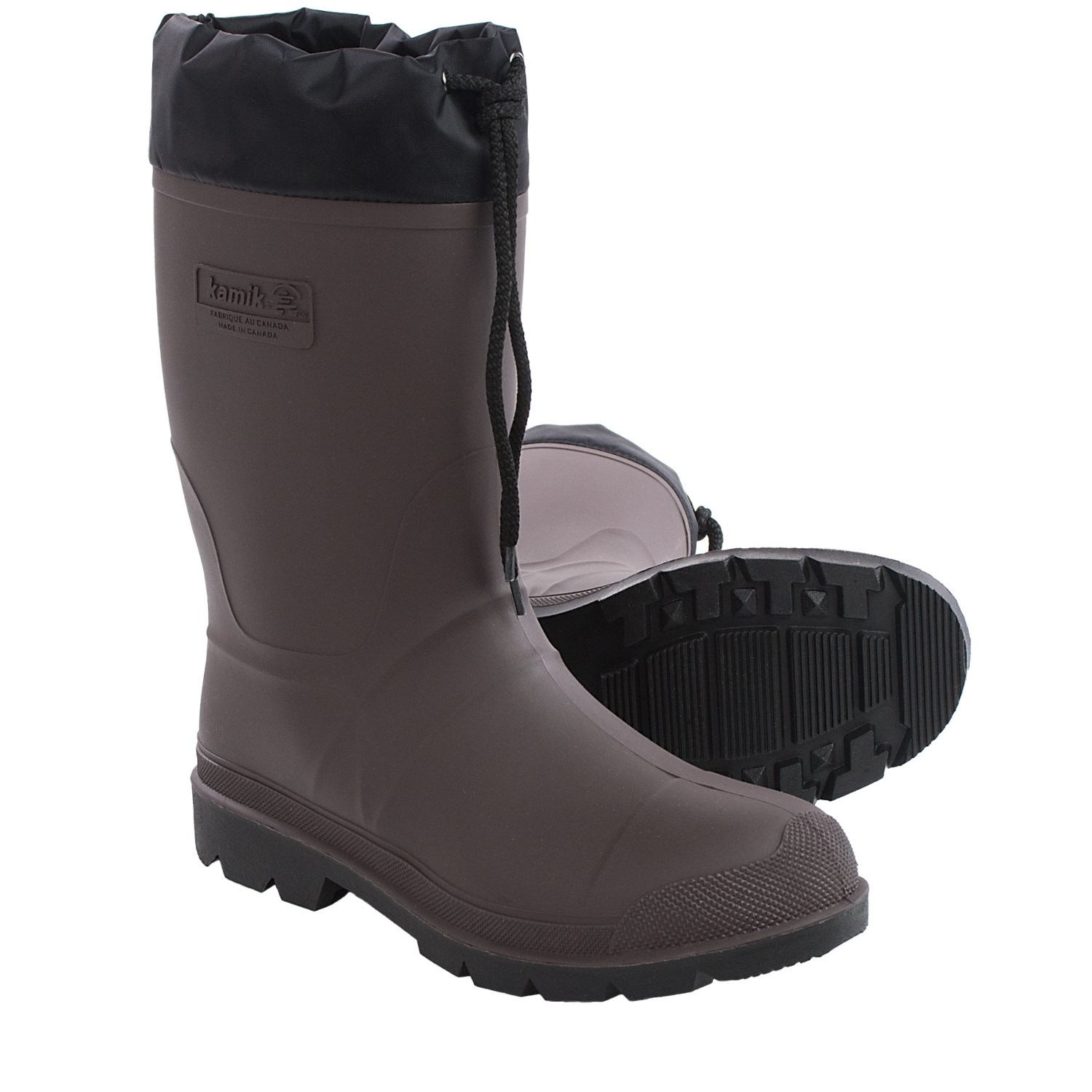 Kamik Grippers 2 Rubber Boots For Men Save 50