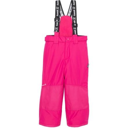 CHEROKEE Boys /& Girls Insulated Snow Bib Ski Pants Toddler, Little and Big Kids