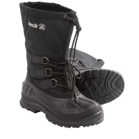 Awesome Boots - Kamik Huron 3 Pac Boots - Waterproof
