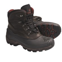 Kamik Icepark Winter Boots - Waterproof, Thinsulate® (For Men) in Chocolate - Closeouts