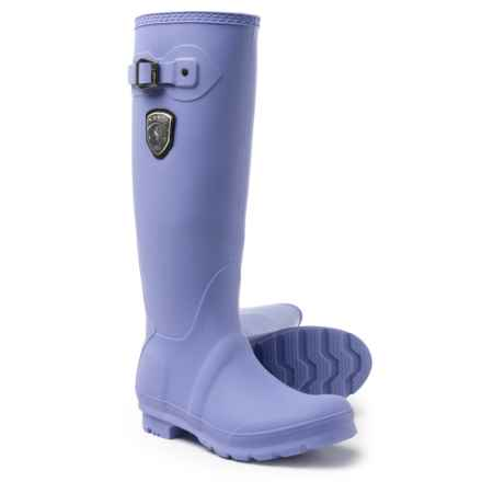 Kamik Jennifer Tall Rain Boots - Waterproof (For Women) in Periwinkle - Closeouts